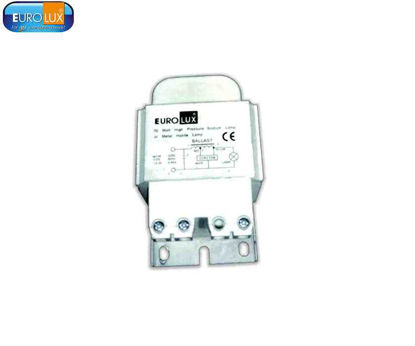 Picture of Eurolux Magnetic Ballast  For Metal Halide & High Pressure Sodium 150W Metal