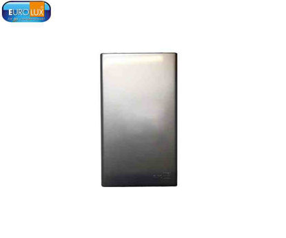 Picture of Eurolux Blank Plate (Ewpbg Sg)