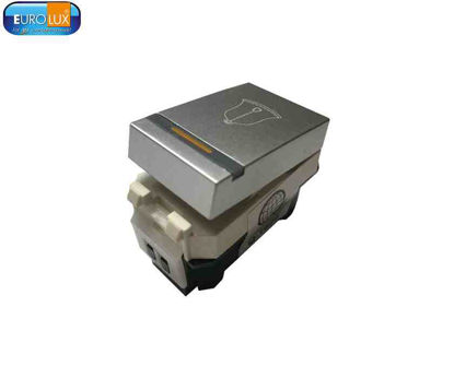 Picture of Eurolux Push Button Switch (Ewspb Sg) 16A