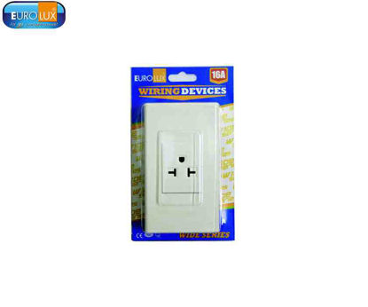 Picture of Eurolux Mid Gang Aircon Outlet (Ewsmgao) 20A