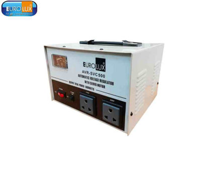 Picture of Eurolux Automatic Voltage Regulator (Avr) 1000W
