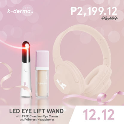 Picture of LOVE K-DERMA Led Eye Lift Wand