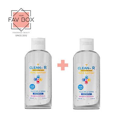 Picture of Clean-R Hand Sanitizer 100ml 2pcs Bundle