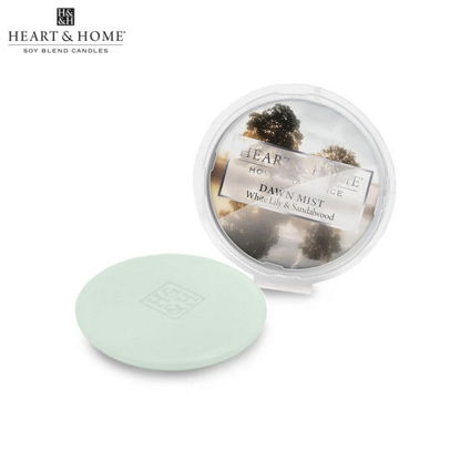Picture of Wax Melt 26g (Dawn Mist) Fragranced Scented Soy Candles by Heart & Home