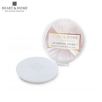 Picture of Wax Melt 26g (Guardian Angel) Fragranced Scented Soy Candles by Heart & Home