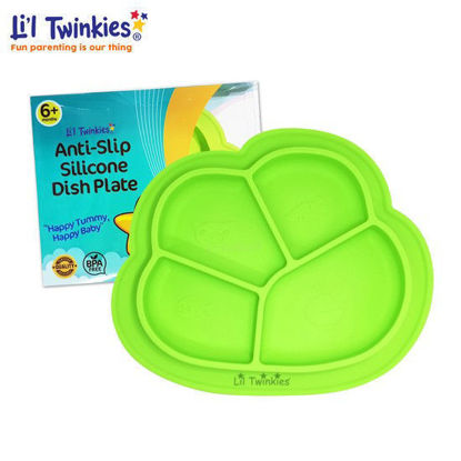 Picture of Li'l Twinkies Anti-Slip Silicone Dish Plate