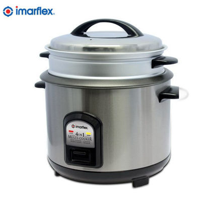 Picture of Imarflex 4 in 1 Multi Cooker IRC-18KS 10 cups