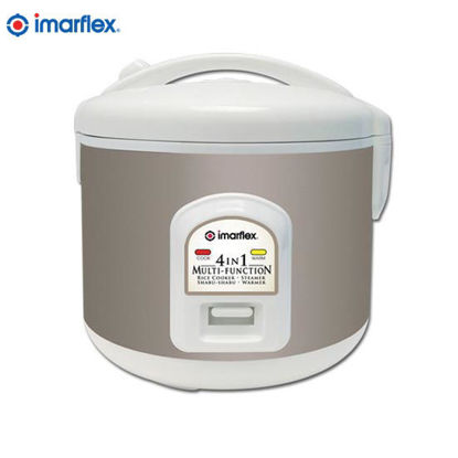 Picture of Imarflex 4 in 1 Multi-Function Rice Cooker IRJ-1200Y