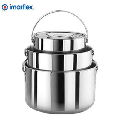 Picture of Imarflex AB3C006 Buffalo 3 pcs Mixing Pot
