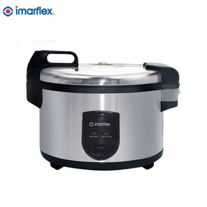 Picture of Imarflex Heavy Duty Electronic Rice Cooker 4.2L IRC-4200S