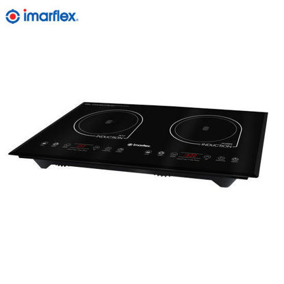 Picture of Imarflex IDX-3250B Built-in Induction Cooker Twin Plate