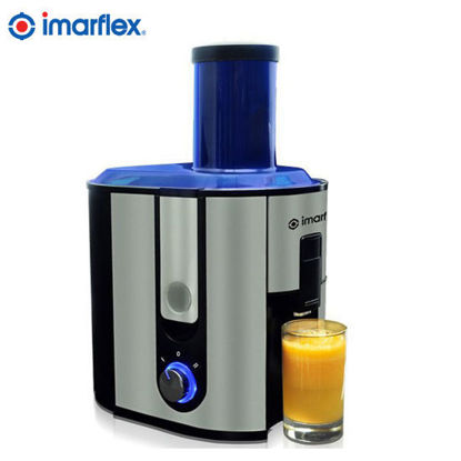 Picture of Imarflex IJE-7000S Electric Juicer 1L (Stainless)
