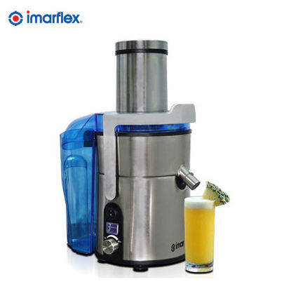 Picture of Imarflex IJE-9000S Turbo Juicer Stainless Steel