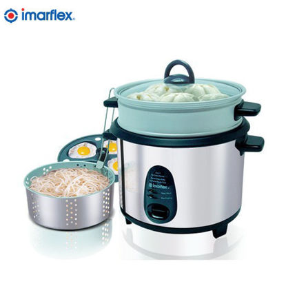 Picture of Imarflex IRC-14S 6 in 1 Rice Cooker 1.4L 7 Cups