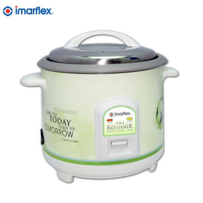 Picture of Imarflex IRC-15K Rice Cooker 1.5L (White)