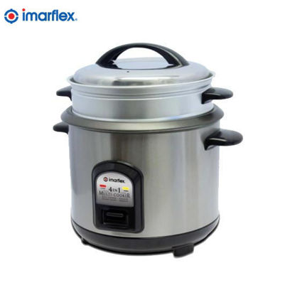 Picture of Imarflex IRC-15KS 4-in-1 Multi-cooker 1.5L