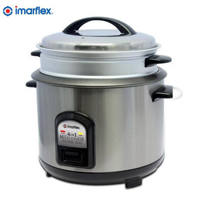 Picture of Imarflex IRC-22KS 4-in-1 Multi-cooker 2.2L