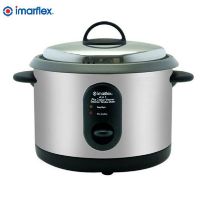 Picture of Imarflex IRC-25E 4 in 1 Rice Cooker 2.5L 12 Cups Stainless