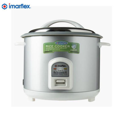 Picture of Imarflex IRC-28K Rice Cooker 2.8L (Grey)