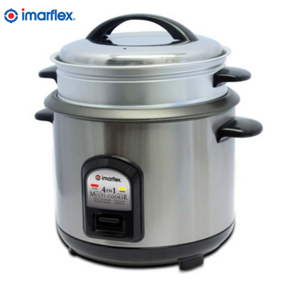 Picture of Imarflex IRC-28KS 4-in-1 Multi-cooker 2.8L (Stainless)