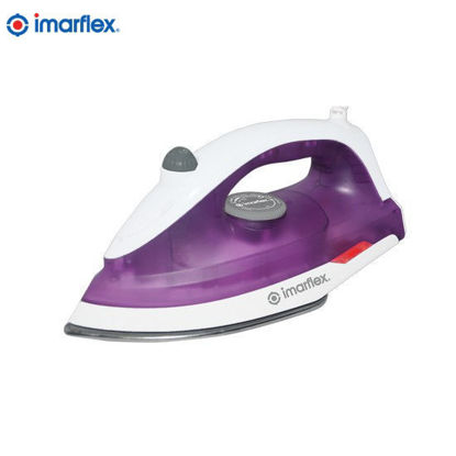 Picture of Imarflex IRS-340S Steam Flat Iron Stainless Steel Soleplate