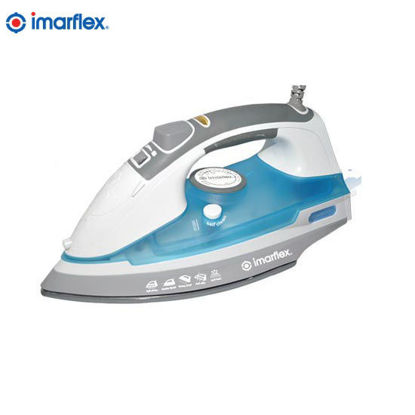 Picture of Imarflex IRS-500E Steam Flat Iron Enamel Soleplate