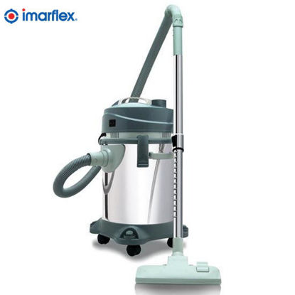 Picture of Imarflex IV-1700S 20L 3-in-1 Vacuum Cleaner (Silver)