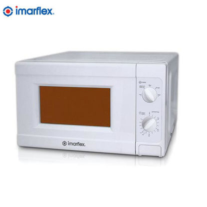 Picture of Imarflex MO-H20RW Rotary Microwave Oven 20L (White)