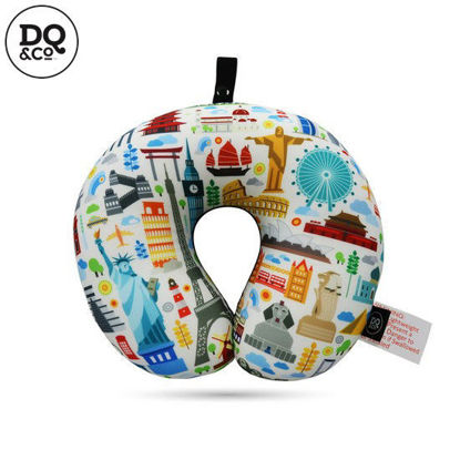 Picture of Memory Foam Pillow (World Icons)