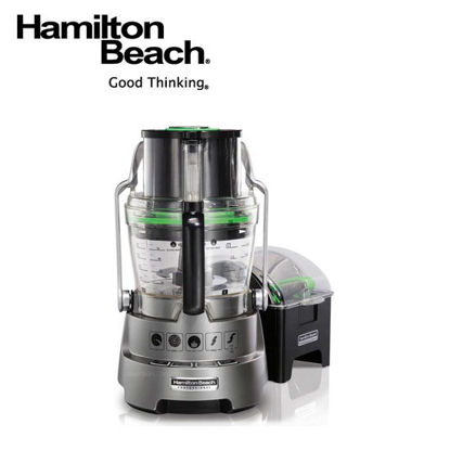 Picture of Hamilton Beach® Professional 14-Cup Food Processor with Big Mouth®, Dicing Capability 70825-PH