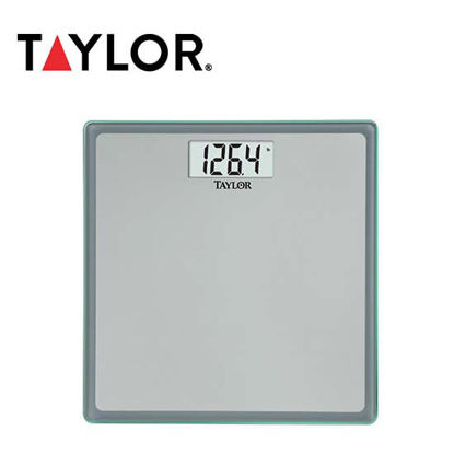 Picture of Taylor Glass Digital Bath Scale 7558