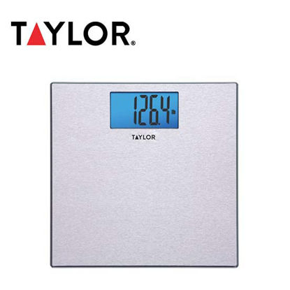 Picture of Taylor Textured Stainless Steel Digital Scale 7413