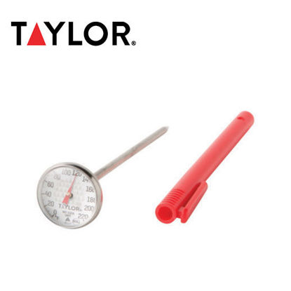 "Picture of Taylor Instant Read 1"" Dial Thermometer 3512"