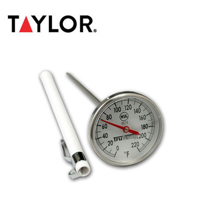 "Picture of Taylor Instant Read Thermometer Oversized 1 ¾"" Dial 3515"