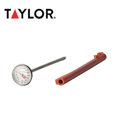 "Picture of Taylor Classic 1"" Instant Read Thermometer 5989N"