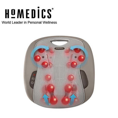 Picture of Homedics Shiatsu Pro Back Massager with Heat MCSBK-350H-PH