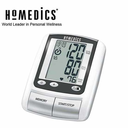 Picture of Homedics Automatic Arm Blood Pressure Monitor BPA-060
