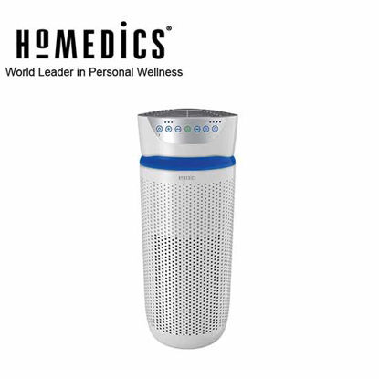 Picture of Homedics Total Clean 5 in 1 UV Large Room Air Purifier AP-T40WT-PH