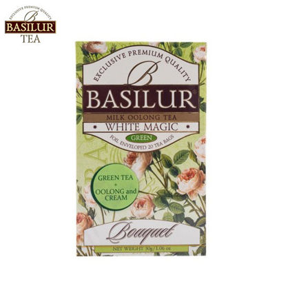 Picture of Basilur Tea Bouquet White Magic