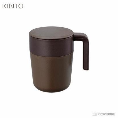 Picture of Kinto Cafepress Mug Brown
