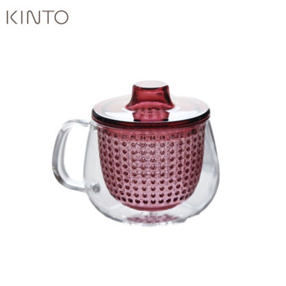 Picture of Kinto Unimug Wine Red