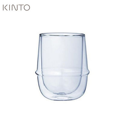 Picture of Kinto Kronos DOuble Wall Coffee Cup 250ml