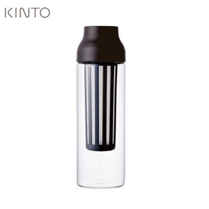 Picture of KInto Capsule Cold Brew Carafe 1L Dark Brown
