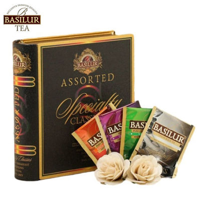 Picture of Basilur Tea Book Specialty Classic Assorted (32bags)