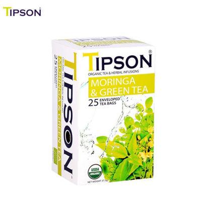Picture of Tipson Organic Moringa Green Tea