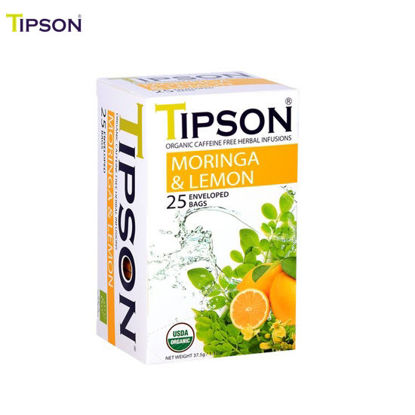 Picture of Tipson Moringa & Lemon