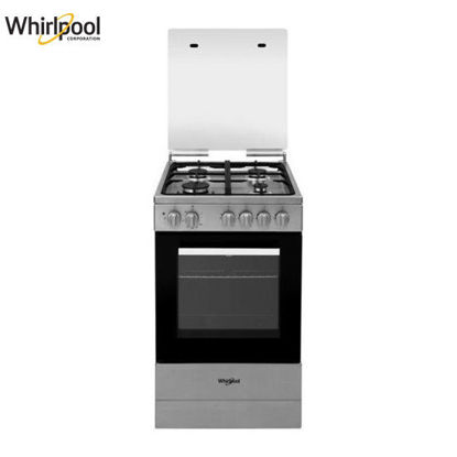 Picture of Whirlpool ACG540 IX 50cm 4 Gas Burner Cooking Range