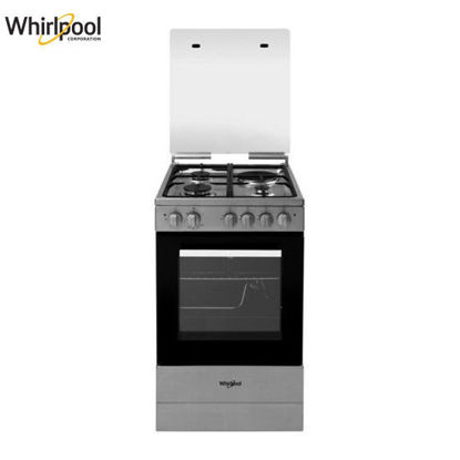 Picture of Whirlpool ACG531 IX 50cm 3 in 1 Electric Burner Cooking Range