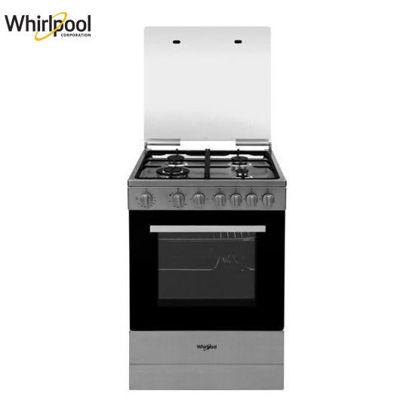 Picture of Whirlpool AEG640 IX 60cm 3 in 1 Electric Burner Cooking Range