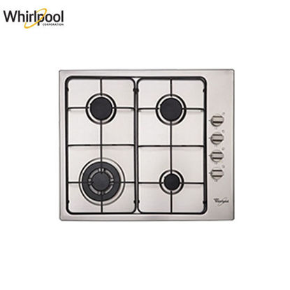 Picture of Whirlpool AKC 640 E IX 60cm Built-In Hob (4 Gas Burner)